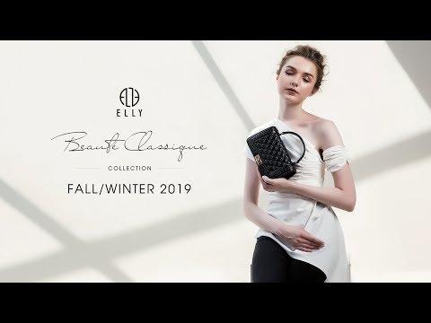 "Fall/Winter 2019 Collection: ""Beauté Classique"" – Hơi thở của mùa thu Paris"