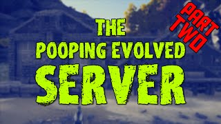 ARK: Survival Evolved - The Pooping Evolved Server Epic Montage Part Two!