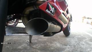 Ducati 1199 Panigale Austin Racing exhaust