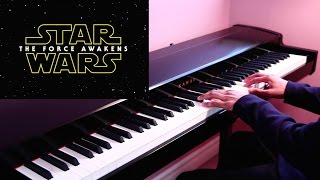 getlinkyoutube.com-Star Wars: The Force Awakens - Trailer Music - Piano