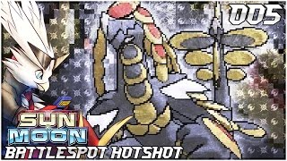 getlinkyoutube.com-KOMMO-O IS VEGETA! | Pokemon Sun & Moon Wifi BattleSpot Hotshot w/ ShadyPenguinn [005]