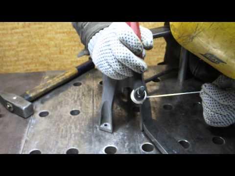Ремонт опоры двигателя