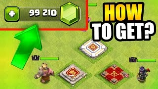 getlinkyoutube.com-Clash Of Clans - GEMMING NEW HERO'S! - HOW TO GET FREE GEMS?