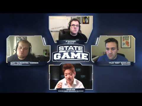 State of the Game EP94 - David Kim (Part 1)