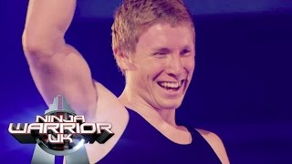 getlinkyoutube.com-Tim Champion does it again | Ninja Warrior UK