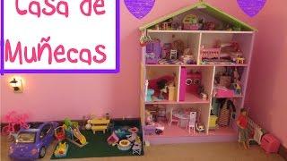 getlinkyoutube.com-Tour: Casa de muñecas!!
