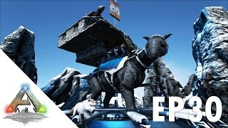 getlinkyoutube.com-ARK: Survival Evolved S1Ep30 NEW Mobile Forge Base!