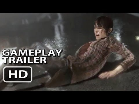Beyond : Two Souls Gameplay Trailer