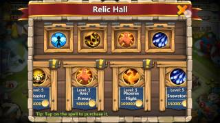 getlinkyoutube.com-Castle Clash Insane Dungeon 2-3 And 2-4 Tutorial