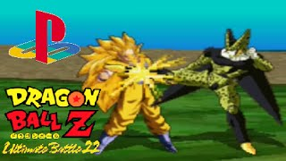 getlinkyoutube.com-Dragon Ball Z Ultimate Battle 22 playthrough (Playstation)