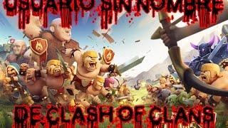getlinkyoutube.com-El usuario sin nombre de Clash Of Clans (Creepypasta) - By. Hunterzylon