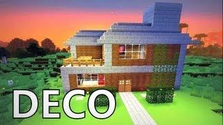getlinkyoutube.com-Minecraft : Comment Créer une belle maison