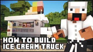 getlinkyoutube.com-► Minecraft : How to Make - Ice Cream Truck