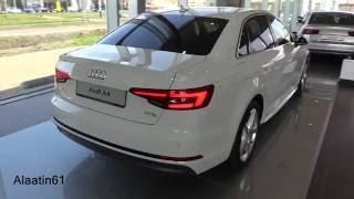 getlinkyoutube.com-Audi A4 S Line 2017 - In Depth Review Interior Exterior