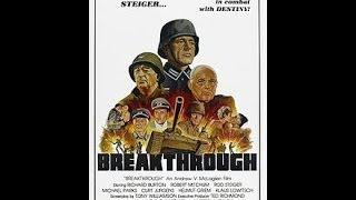 Breakthrough  1979  Richard Burton, Robert Mitchum (FULL MOVIE)