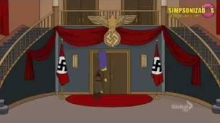 Marge Simpson vs Adolf Hitler