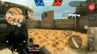 getlinkyoutube.com-Bullet Force - Nuke gameplay ft: MP5 - OUTPOST - Zenfone 3