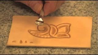 getlinkyoutube.com-Basic Leather Carving with George Hurst - YouTube.FLV