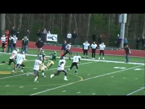 2011 Nashoba Ojukwu Carries Football Super Bowl