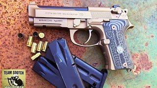 getlinkyoutube.com-Wilson Combat Beretta 92 Custom Carry Review