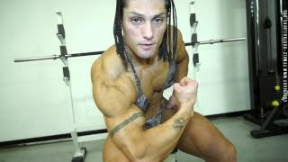 getlinkyoutube.com-Monia Gioiosa vs Virginia Sanchez