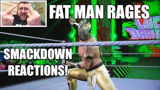 getlinkyoutube.com-WWE SMACKDOWN REACTIONS 1/14/16 Results RAGE and Review WWE 2K16 Gameplay!