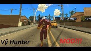 getlinkyoutube.com-GTA SA - The Flash Super Speed Run!!! MOD 2014!!! Part 2 (OLD VERSION)