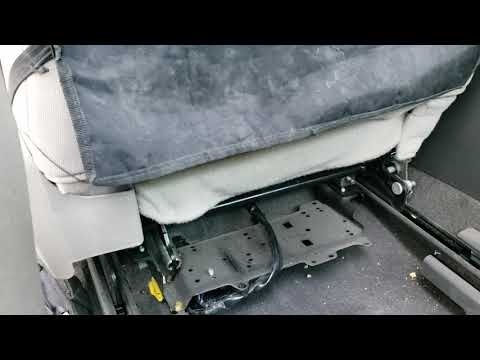 FIX dashboard Airbag light 2010 Ford Fusion Hybrid.