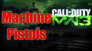 getlinkyoutube.com-MW3 Machine Pistols and Attachments - Modern Warfare 3 Machine Pistols Secondaries Confirmed