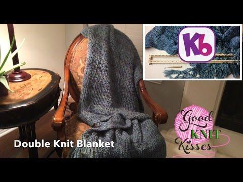 Easy Double Knit Blanket - 28