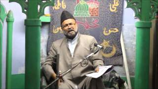 Majlis-e-Marsiya Khwani