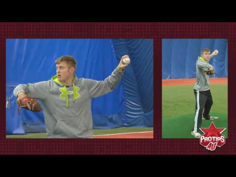 Pitching Tips: Incorporating Your Upper Body with Casey Crosby