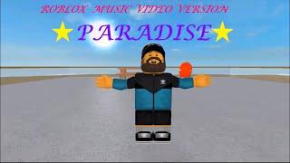 getlinkyoutube.com-★Paradise★ - Chris Brown [Roblox Music Video]