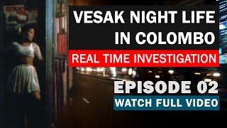 Vesak Night Life in Colombo 2017