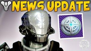 getlinkyoutube.com-Destiny: NEWS UPDATE! Silver Eververse Changes, Rare Emblem & Festival of the Lost (Rise of Iron)