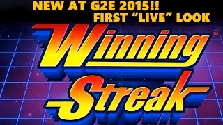 "getlinkyoutube.com-NEW! WINNING STREAK - Jungle Wild Slot  - First 'LIVE"" Look - LIVE PLAY! - Slot Machine Bonus"