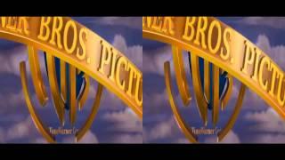 getlinkyoutube.com-The NEW WB/New Line Cinema Logo 3D