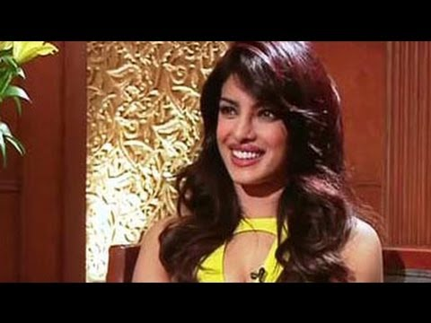 Priyanka Chopra talks about Nikon cameras