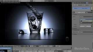 getlinkyoutube.com-Create a Realistic Water Simulation in Blender