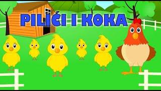 getlinkyoutube.com-Dječje pjesme - TOP 20 | Pilići i koka i mnoge druge