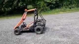 getlinkyoutube.com-Manco 2 seater gokart with a predator 212cc engine