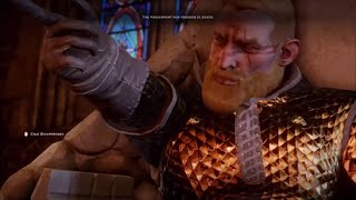 Dragon Age Inquisition - Jerk Inquisitor