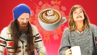 People Try Coffee For The First Time