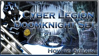getlinkyoutube.com-AQW: How to get the Cyber Legion Doomknight Set! (AC-Tagged, Legion Members Only)