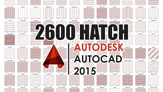 getlinkyoutube.com-AutoCAD  Hatch - Download and Install 2015
