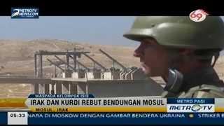 getlinkyoutube.com-Berita Terbaru - Irak dan Kurdi Rebut Bendungan Mosul Dari Kelompok ISIS