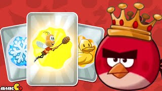 getlinkyoutube.com-Angry Birds 2 - NEW Spell Buzz's Honey Blast LEVEL 201-210 Walkthrough 3 Stars!