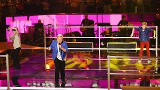 getlinkyoutube.com-Angus, Ky and Robbie Sing I'm A Believer | The Voice Kids Australia 2014