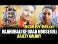 Golmaal Again Review By Bobby Bhai | Baahubali Ke Baad HOUSEFULL Theatre | Ajay Devgn, Parineeti