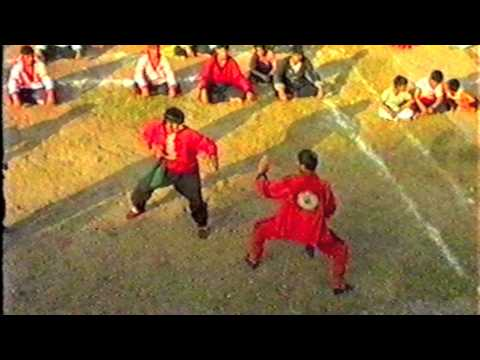 Kung Fu in Afghanistan (Ehsan Shafiq Hands fighting skill) PART 4-4 NEW